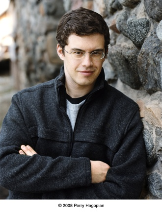 Paolini author photo