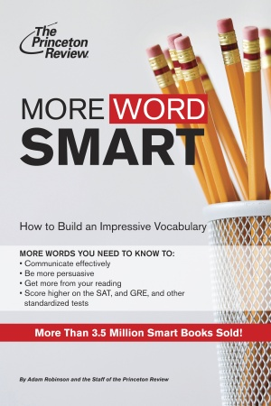 The Princeton Review | Bookstore | More Word Smart