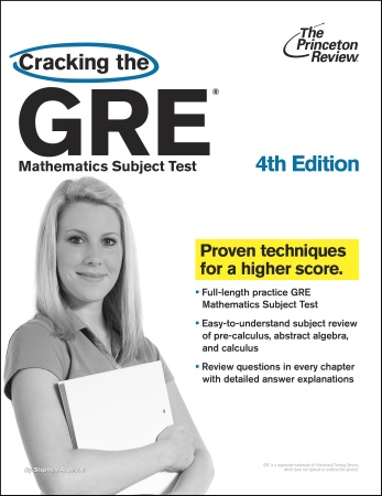 How does one prepare for the GRE Mathematics Subject test?