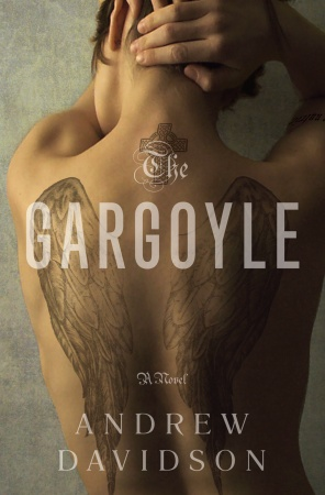 cover just caught my eye - it reminded me of Davey Havok's wings tattoo.