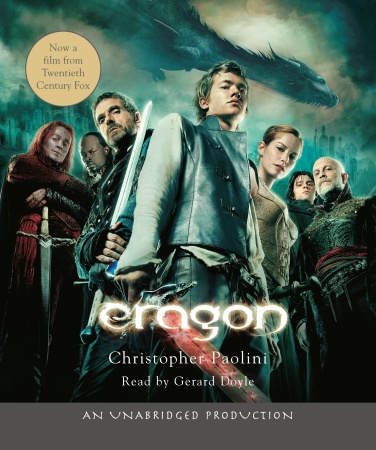 Random House Audio - Eragon by Christopher Paolini