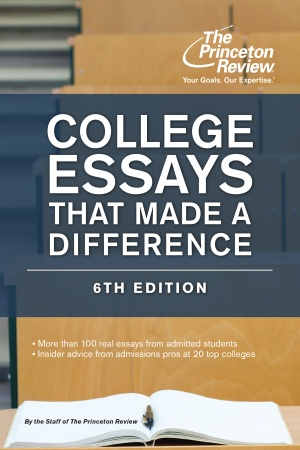 Good Examples of College Essays