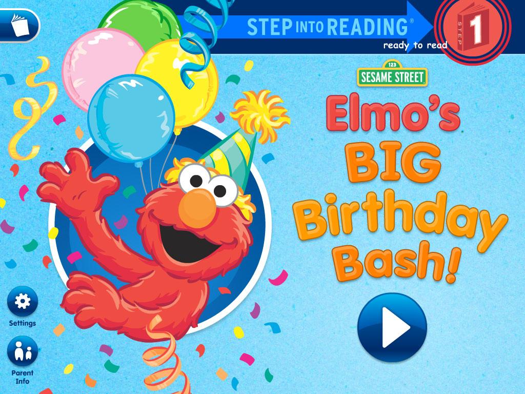 Elmo Birthday Wallpaper Screenshots