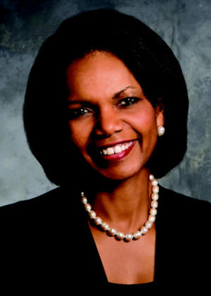 Condoleezza Rice - No Higher Honor