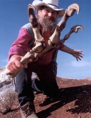 Dr. Robert T. Bakker - Prehistoric Monsters!