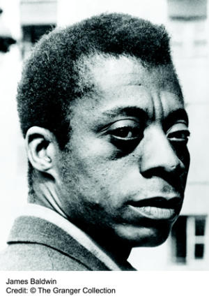James Baldwin - Going to Meet the Man