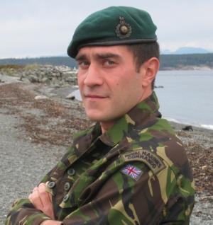 Jake Olafsen - Wearing the Green Beret