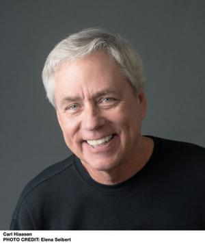 Carl Hiaasen - Powder Burn