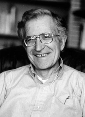 Noam Chomsky - Scorched Earth