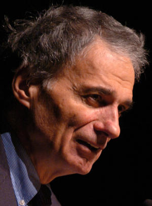 Ralph Nader - Our Media, Not Theirs