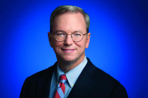 Eric Schmidt - The New Digital Age