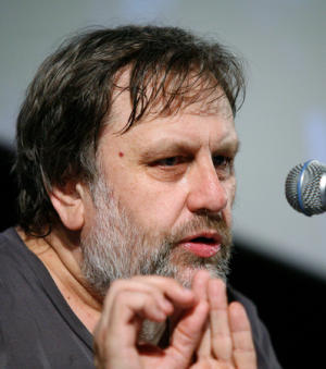 Slavoj Zizek - God in Pain