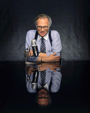 Larry King - The People's Princess