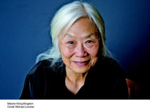 Maxine Hong Kingston - I Love a Broad Margin to My Life