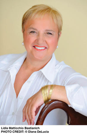 Lidia Matticchio Bastianich - Lidia Cooks from the Heart of Italy