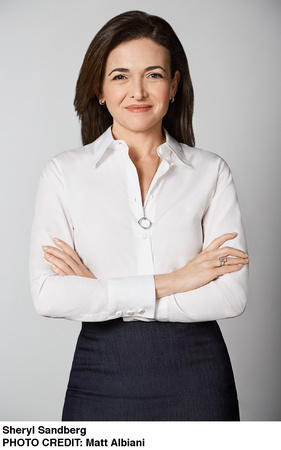 Sheryl Sandberg - Lean In for Graduates