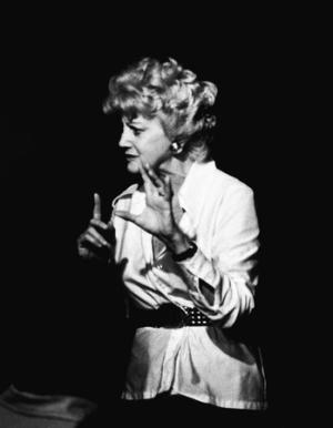 Stella Adler - Stella Adler on America's Master Playwrights