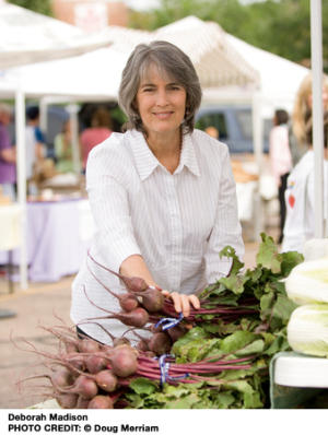 Deborah Madison - The New Vegetarian Cooking for Everyone