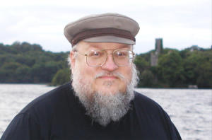 George R.R. Martin - The Lands of Ice and Fire (A Game of Thrones)