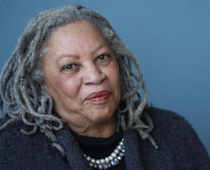 Toni Morrison - The Black Book