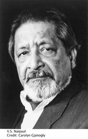 V.S. Naipaul - An Area of Darkness