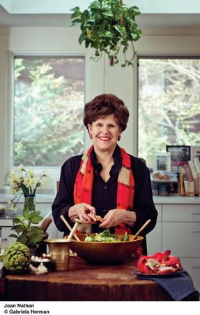 Joan Nathan - The Foods of Israel Today