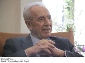Shimon Peres - Ben-Gurion
