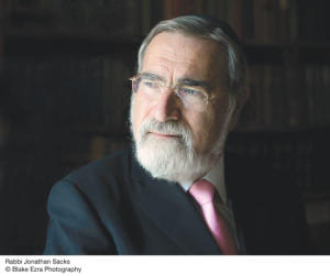 Jonathan Sacks - The Great Partnership