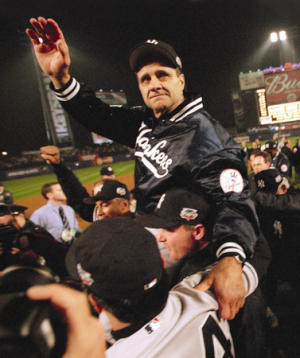Joe Torre - Chasing the Dream