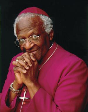 Archbishop Desmond Tutu - Dead Man Walking