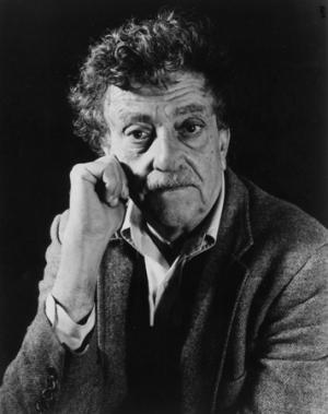 Kurt Vonnegut - King and Queen of the Universe