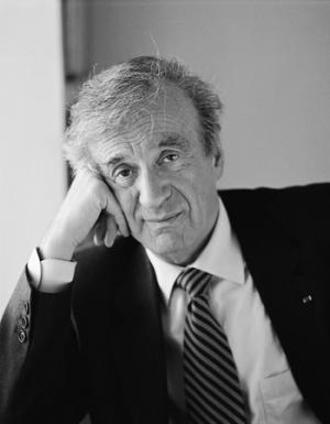 Elie Wiesel - Somewhere a Master