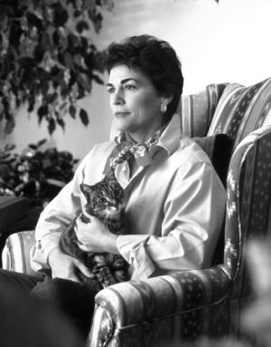Rita Mae Brown - Cat of the Century