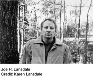 Joe R. Lansdale - All the Earth, Thrown to the Sky