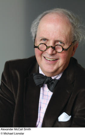 Alexander McCall Smith - The Right Attitude to Rain