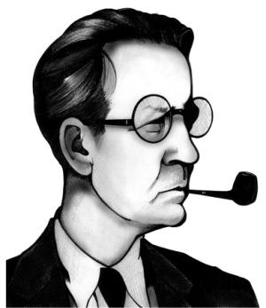 Raymond Chandler - The Lady in the Lake, The Little Sister, The Long Goodbye, Playback