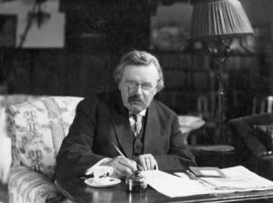 G.K. Chesterton - The Man Who Was Thursday