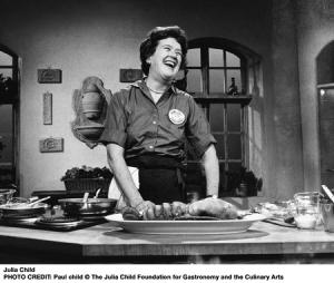 Julia Child - Julia and Jacques Cooking at Home