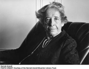 Hannah Arendt - Responsibility and Judgment