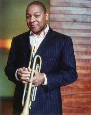 Wynton Marsalis - Moving to Higher Ground