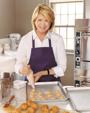 Martha Stewart Living Magazine - Good Things for Organizing