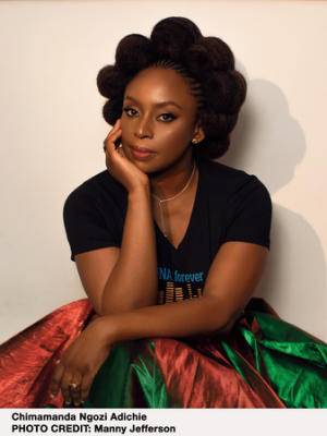Chimamanda Ngozi Adichie - We Should All Be Feminists