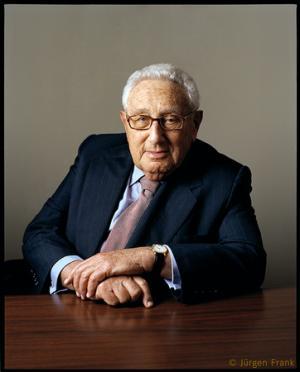 Henry Kissinger - Presidential Command