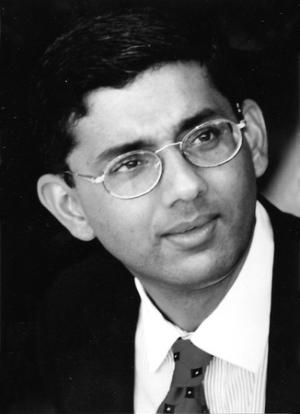 Dinesh D'Souza - The Enemy At Home