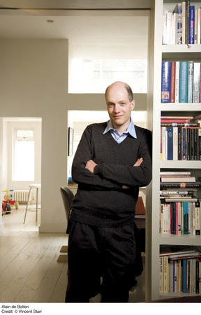 Alain De Botton - The News