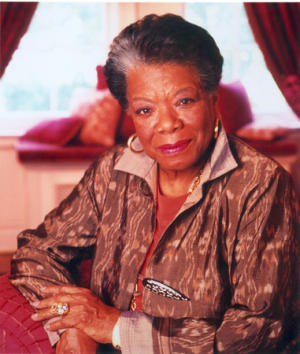 Maya Angelou - Amazing Peace