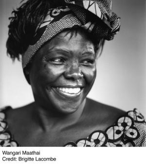 Wangari Maathai - Replenishing the Earth