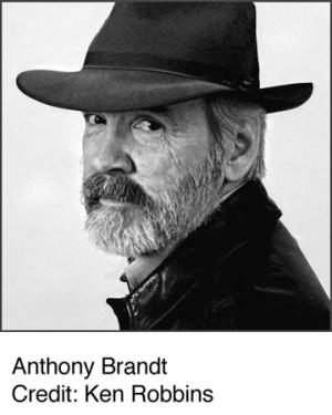 Anthony Brandt - The Man Who Ate His Boots