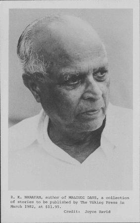 R. K. Narayan - Mr. Sampath--The Printer of Malgudi