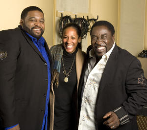 Sr. Eddie Levert - I Got Your Back